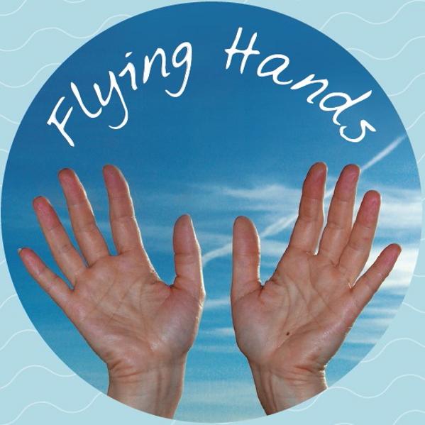 Logo Flying Hands